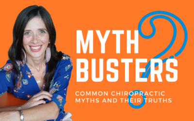 Myth Busters! Chiropractic Version.